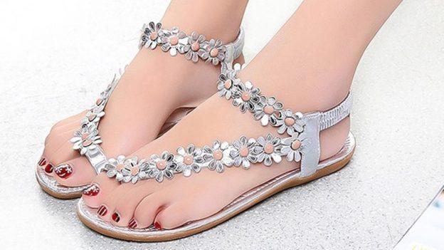 Tipy zAliExpressu: 10 tipů na letní obuv pro ženy