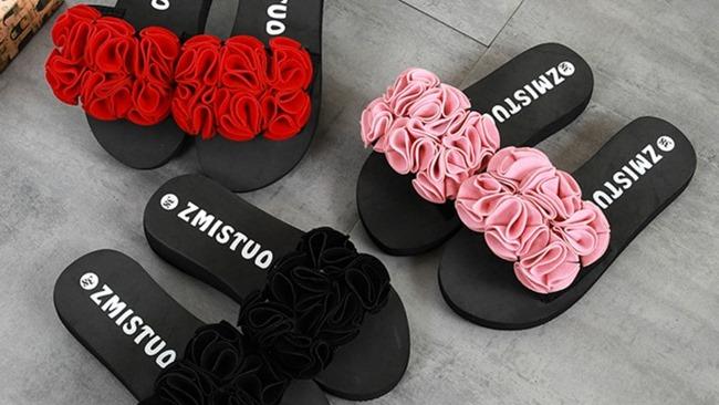 Tipy z AliExpressu: 10 tipů na letní obuv pro ženy
