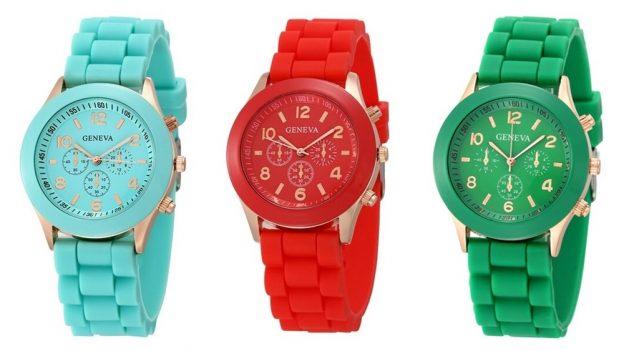 Tipy zAliexpressu: 9 dámských hodinek do 94Kč