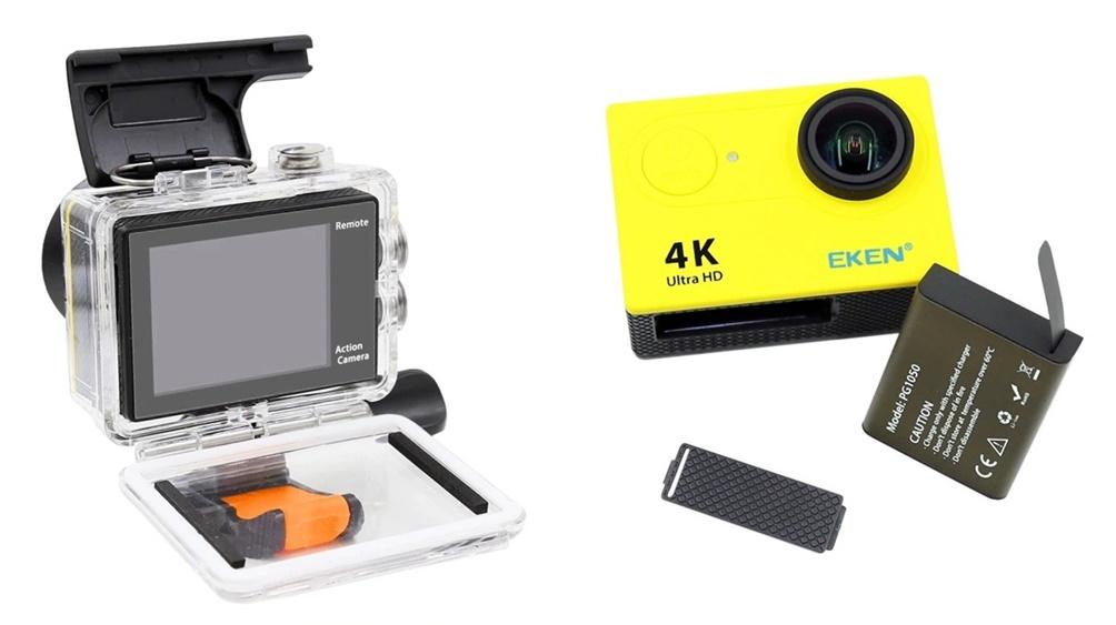 Tipy zAliexpressu: Akční 4K kamera za 756 Kč, bezdrátová sluchátka za 85Kč adalší dárky pro muže