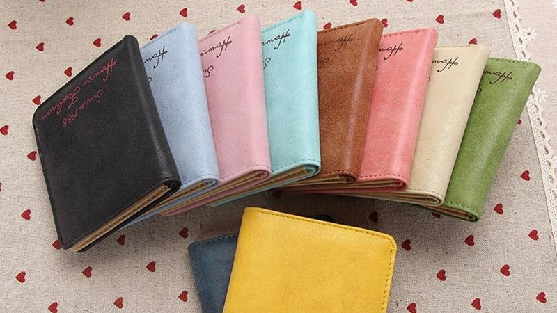 Tipy z Aliexpressu: Levné peněženky od 23 Kč