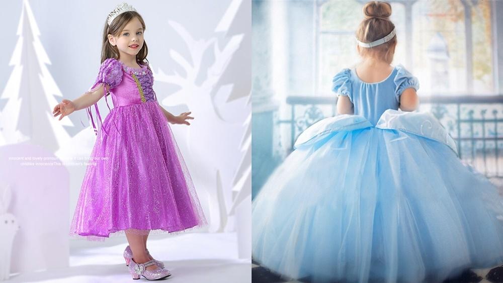 Tipy zAliexpressu: Odolný fotoaparát za 226 Kč, princeznovské šaty od 143Kč adalší dárky pro holky