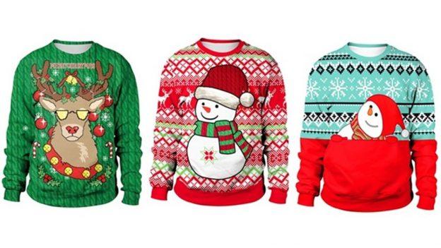 Tipy zAliExpressu: Vánoční dekorace od 11Kč