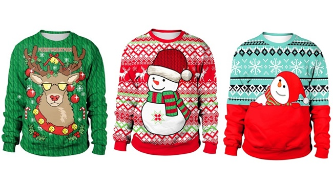 10 tipů na vánoční dekorace z Aliexpressu