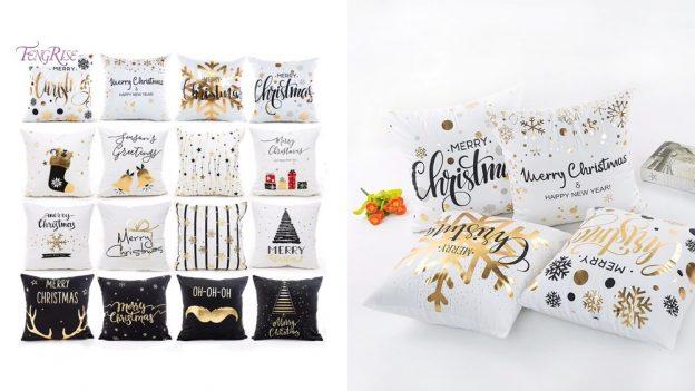 Tipy zAlliexpressu: Levné vánoční dekorace