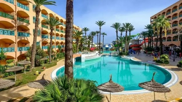Tunisko zPrahy na 15dní za 10790Kč (polopenze, 3* hotel)