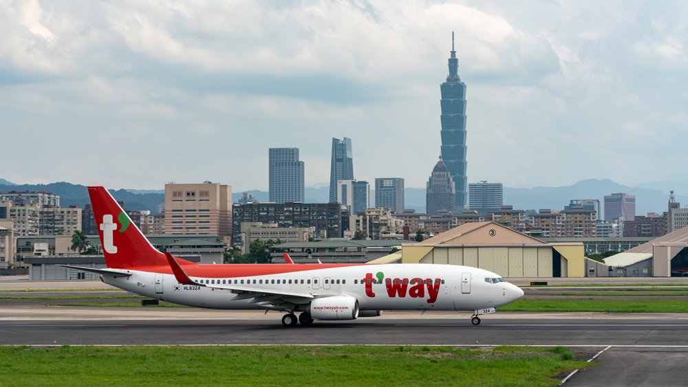 Tway Airlines | © Motive56 | Dreamstime.com