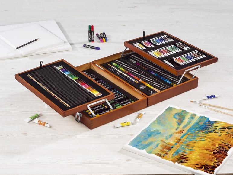 Umělecký kufřík Crelando