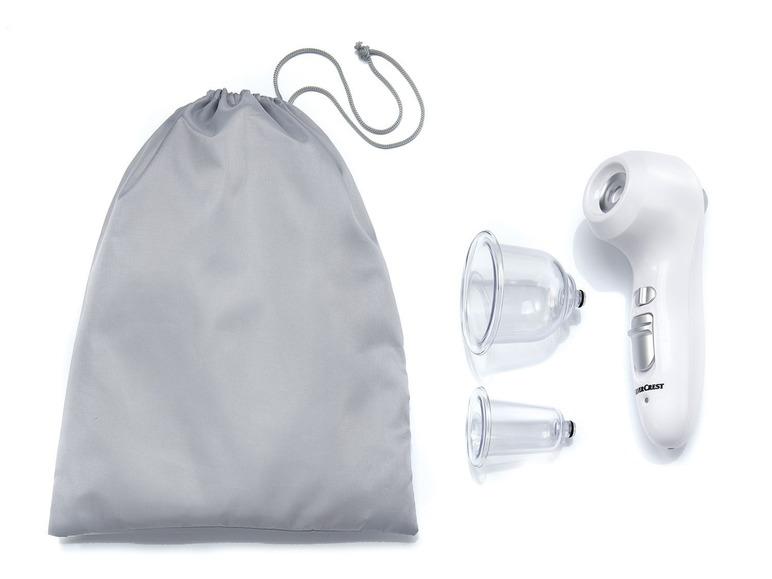 Vakuový masážní přístroj Silvercrest SVM3.7 A1