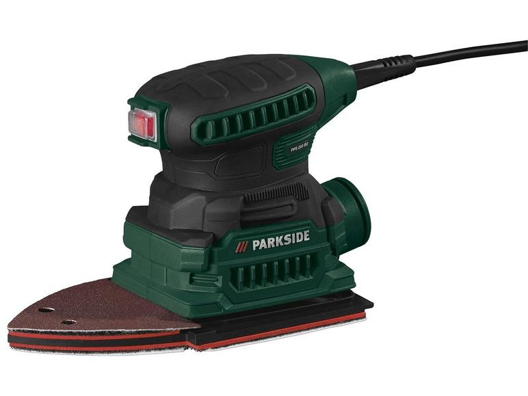 Vibrační penta bruska Parkside PPS 200 B2