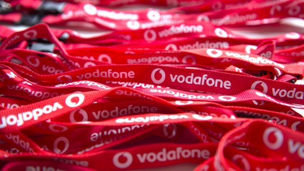 Vodafone #jetovtobě: Neomezené volání, SMS a10 GB každý měsíc za 499Kč