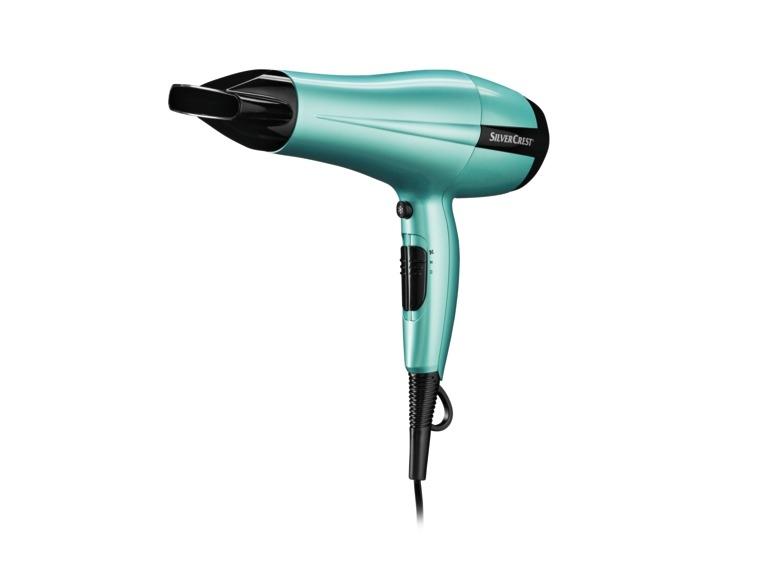 Vysoušeč vlasů sionizační technologií Silvercrest SHTD 2200 B2