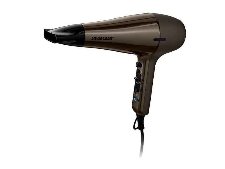 Vysoušeč vlasů sionizační technologií SilverCrest SHTP 2100 A1