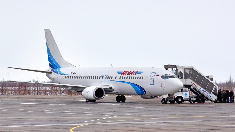 Yamal Airlines | © Artzzz | Dreamstime.com