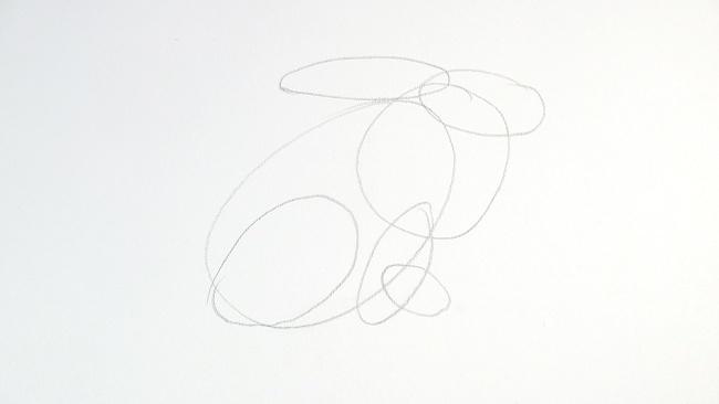 Jak nakreslit zajíce