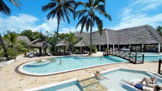 Zanzibar zPrahy na 9dní za 17490Kč (polopenze, 4* hotel)