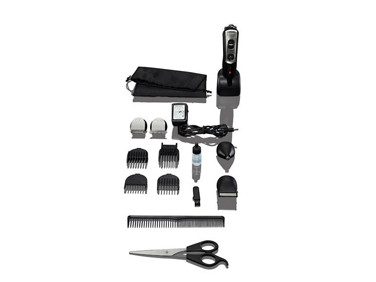 Zastřihovač vlasů SilverCrest SHBS 3.7 A1